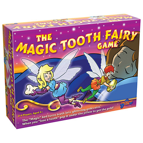 Buy Drumond The Magic Tooth Fairy Game Online at johnlewis.com