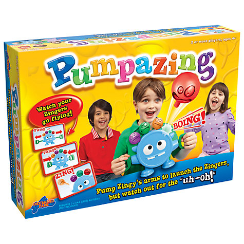 Buy Drumond Pumpazing Game Online at johnlewis.com