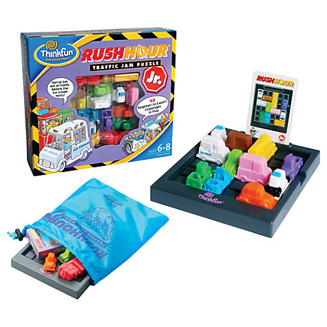 Buy Paul Lamond Games Rush Hour Junior Online at johnlewis.com