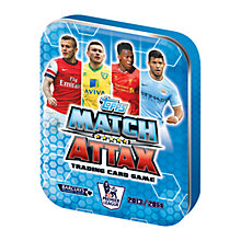 Buy Match Attax Premier League Trading Cards Game 2013/14 Online at johnlewis.com