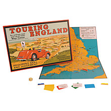Buy Touring England Vintage Style Board Game Online at johnlewis.com