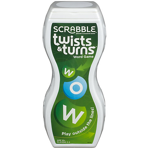 Buy Scrabble Twists Turns Online at johnlewis.com