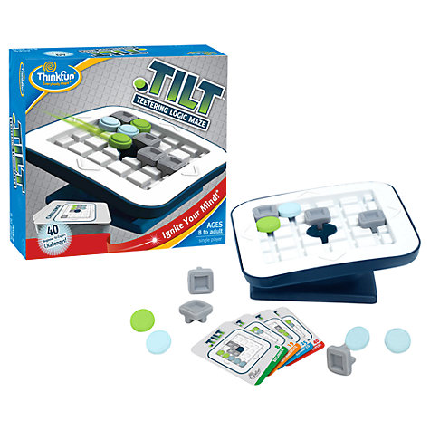 Buy Paul Lamond Games Tilt Logic Maze Online at johnlewis.com