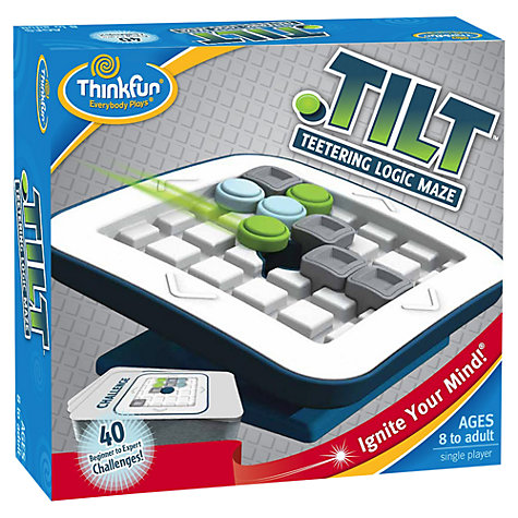 Buy Lamond Toy Tilt Logic Maze Online at johnlewis.com