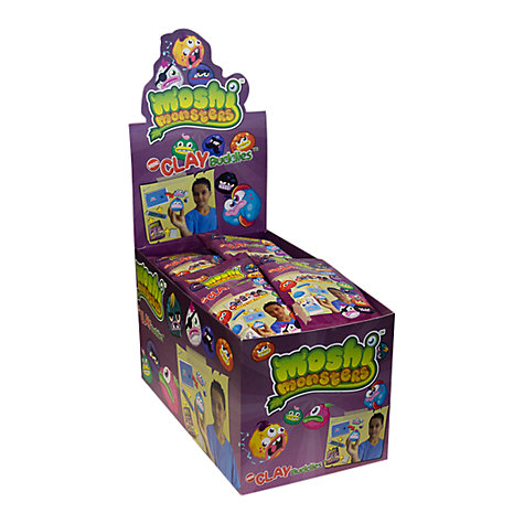 Buy Moshi Monsters Mini Clay Buddies, Assorted Online at johnlewis.com