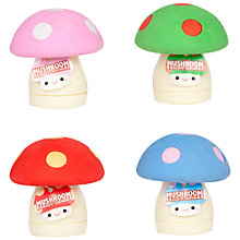 Buy Seedling Mushroom Sharpener and Eraser, Assorted Online at johnlewis.com