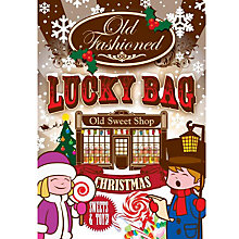 Buy Old Fashioned Lucky Dip Bag Online at johnlewis.com