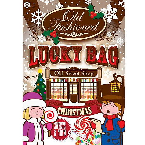Buy Old Fashioned Lucky Bag For Boys Online at johnlewis.com