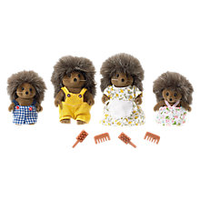 Buy Sylvanian Families Hedgehog Family Online at johnlewis.com