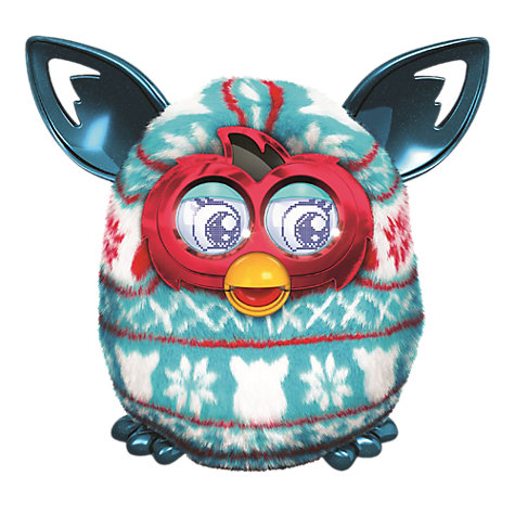 Buy Furby Boom, Exclusive Festive Sweater Edition Online at johnlewis.com