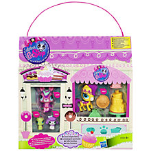 Buy Littlest Pet Shop Pet Scene, Assorted Online at johnlewis.com