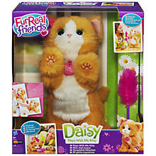 Buy FurReal My Playful Kitten Toy Online at johnlewis.com