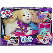Buy FurReal Trixie Skateboard Pup Online at johnlewis.com