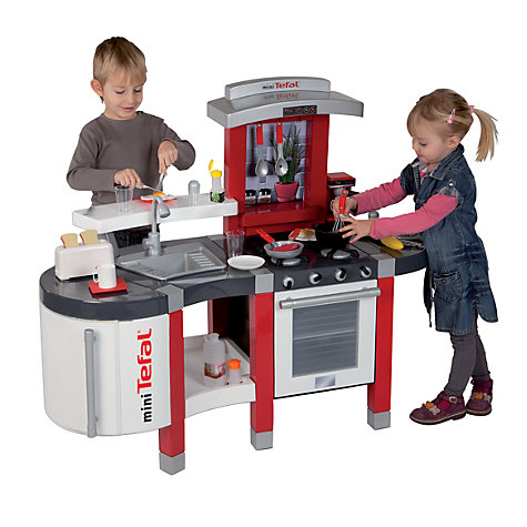 Buy Smoby Super Chef Kitchen Online at johnlewis.com
