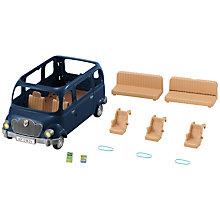 Buy Sylvanian Families Bluebell Seven Seater Car Online at johnlewis.com