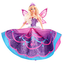 Buy Barbie Mariposa and the Fairy Princess Catania Doll Online at johnlewis.com