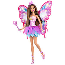 Buy Barbie Fairytale Magic Doll, Assorted Online at johnlewis.com