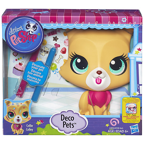 Buy Littlest Pet Shop Deco Pet, Assorted Online at johnlewis.com