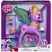 Buy My Little Pony Twilight Sparkle Doll Online at johnlewis.com