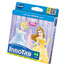 Buy VTech InnoTab Disney Princesses Software Online at johnlewis.com