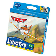 Buy VTech InnoTab Disney Planes Software Online at johnlewis.com