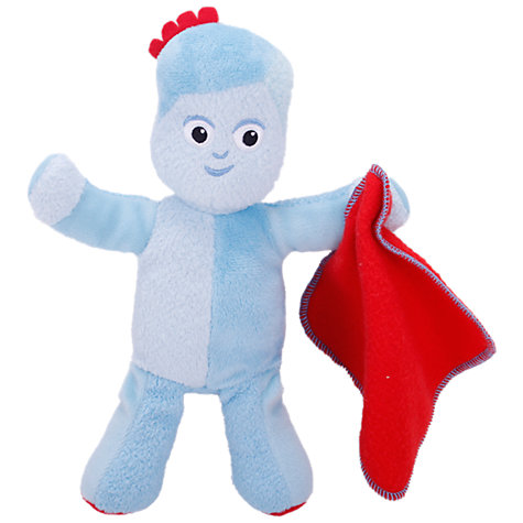 Buy In The Night Garden Talking Iggle Piggle Soft Toy Online at johnlewis.com
