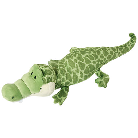 Buy NICI Croc 50cm Terence Lying Croc Soft Toy Online at johnlewis.com