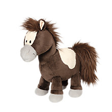 Buy NICI Kapoony Horse Soft Toy, 35cm Online at johnlewis.com