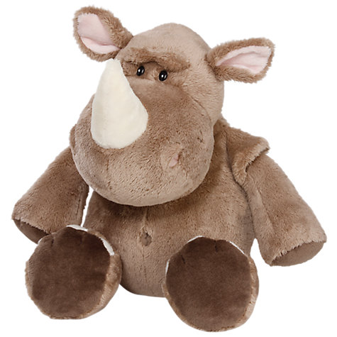 Buy NICI Burt Rhino, 35cm Online at johnlewis.com
