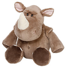 Buy NICI 80cm Burt Rhino Online at johnlewis.com