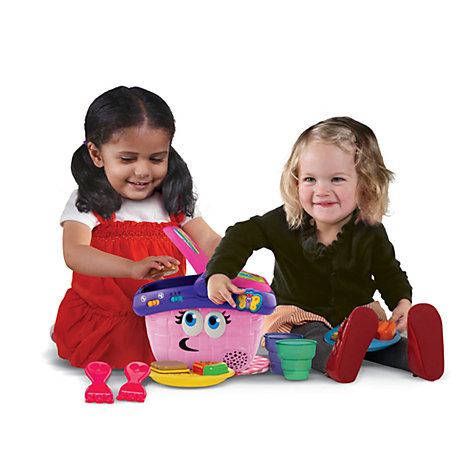Buy LeapFrog Shapes and Sharing Picnic Basket Online at johnlewis.com