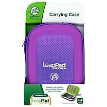 Buy LeapFrog LeapPad Ultra Carry Case, Pink Online at johnlewis.com