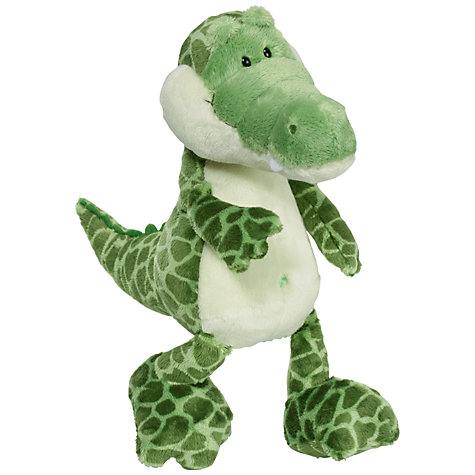 Buy NICI 50cm Terence Croc Soft Toy Online at johnlewis.com