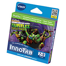 Buy VTech InnoTab Teenage Mutant Ninja Turtles Software Online at johnlewis.com