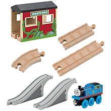 Buy Thomas the Tank Engine 5-in-1 Up and Around Train Set Online at johnlewis.com
