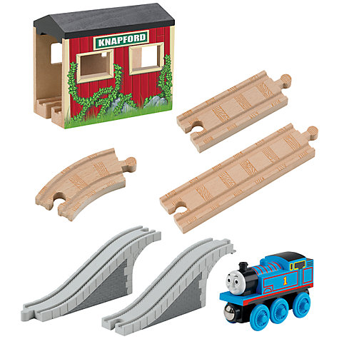 Buy Thomas The Tank Engine 5-in-1 Up and Around Set Online at johnlewis.com