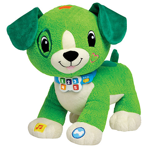 Buy LeapFrog Read With Me Scout Online at johnlewis.com