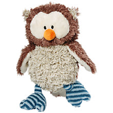 Buy NICI Oscar Owl Soft Toy, 50cm Online at johnlewis.com