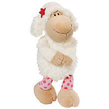 Buy NICI 50cm Jolly Sue Sheep Soft Toy Online at johnlewis.com