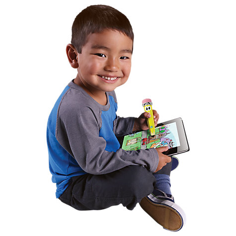 Buy LeapFrog My Pencil Stylus App Online at johnlewis.com