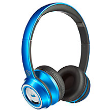 Buy Monster NCredible Ntune On-Ear Headphones with ControlTalk Online at johnlewis.com