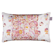 Buy Hello Kitty for Liberty Art Paisley Motif Cushion Online at johnlewis.com