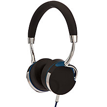 Buy John Lewis Spectrum On-Ear Headphones with Mic/Remote Online at johnlewis.com