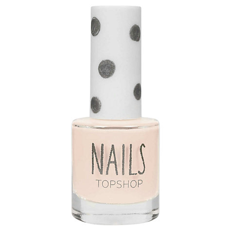 Buy TOPSHOP Nails - Wet Look Online at johnlewis.com