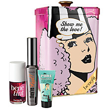 Buy Benefit Show Me The Love Exclusive Gift Set Online at johnlewis.com