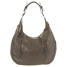 Buy Mint Velvet Leather & Suede Hobo Bag Online at johnlewis.com