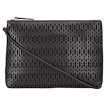 Buy Jigsaw Avington Clutch Handbag Online at johnlewis.com