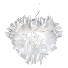Buy Slamp Veli Suspension Pendant, Large, Opal Online at johnlewis.com