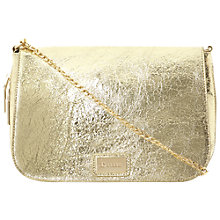 Buy Dune Emazing Metallic Zip Detail Clutch Bag Online at johnlewis.com