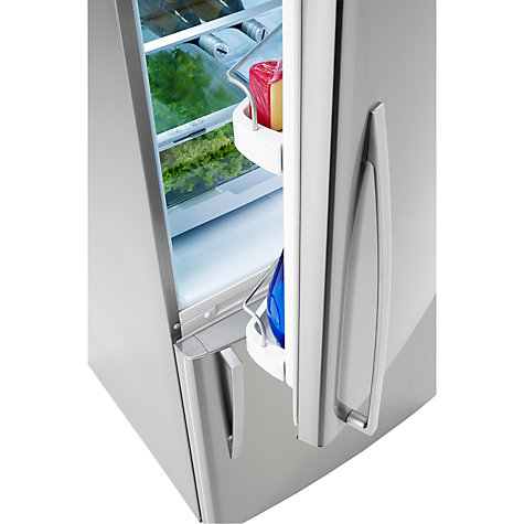 Buy Fisher & Paykel E402BRX4 Fridge Freezer, A+ Energy Rating, 64cm Wide, Stainless Steel Online at johnlewis.com